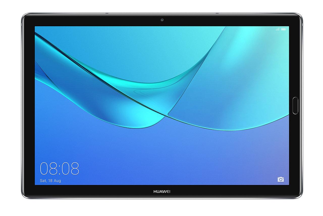Планшеты семейства Huawei M5 поступают впродажу