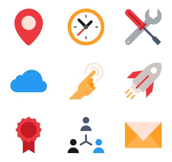 Платные наборы иконок изGoogle Play Для бесплатной кастимзации поакции