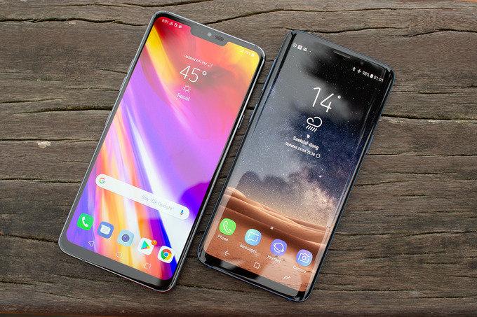 Samsung Galaxy S9 или LGG7 ThinQ. Кто изних круче?