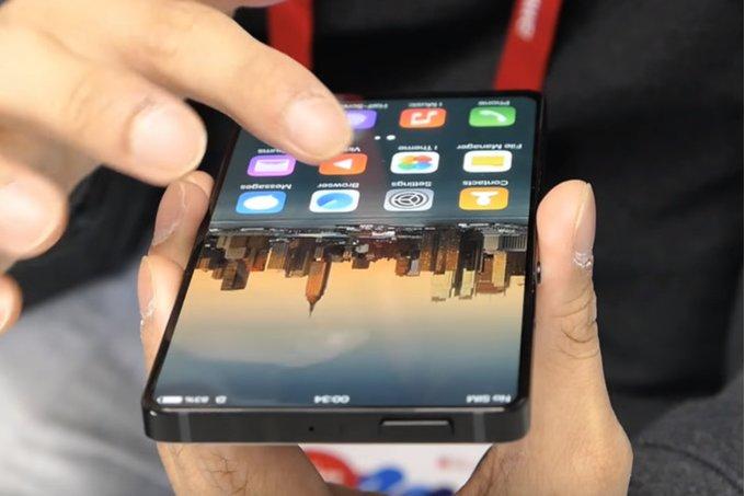 Смартфон помотивам Vivo Apex компания запустит 12 июня