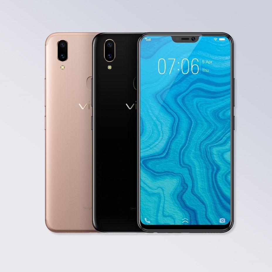 Vivo V9 Youth дебютирует вРоссии. Станет доступен 19 мая