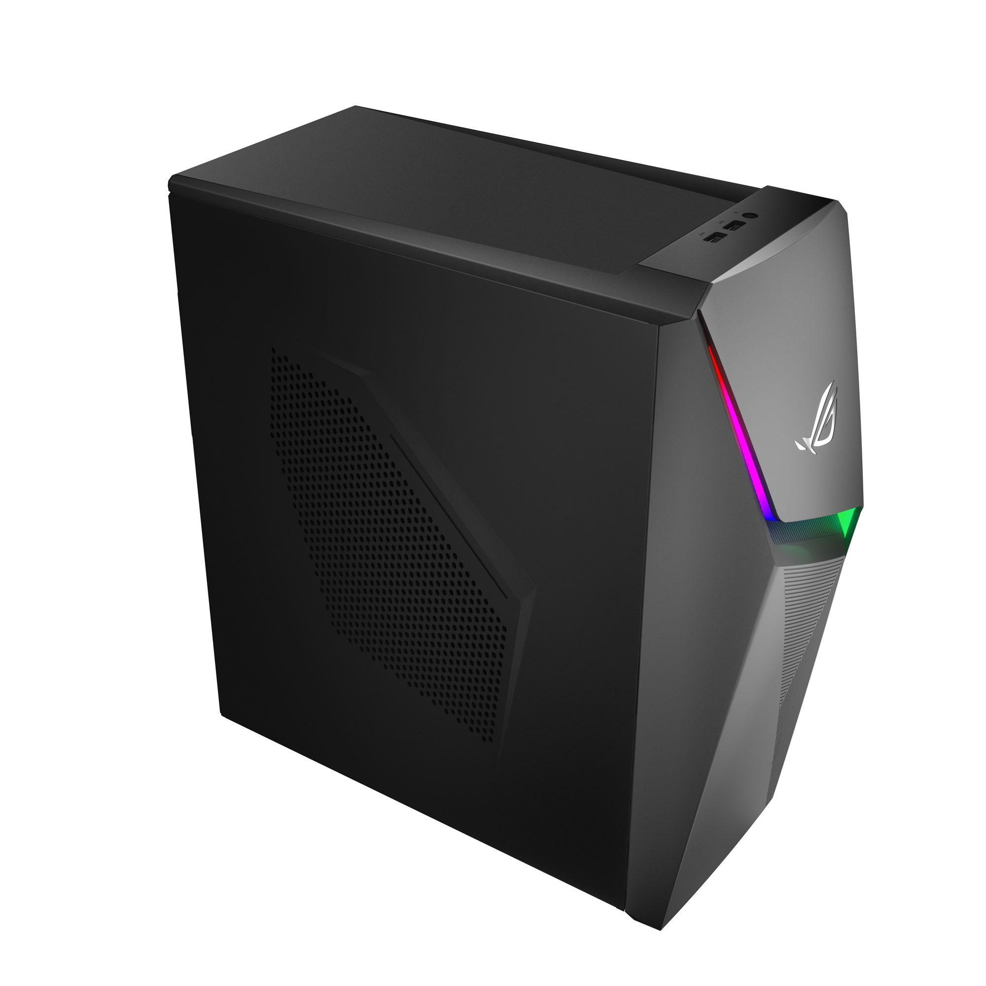 Asus предлагает мощный компьютер Strix GL10CS