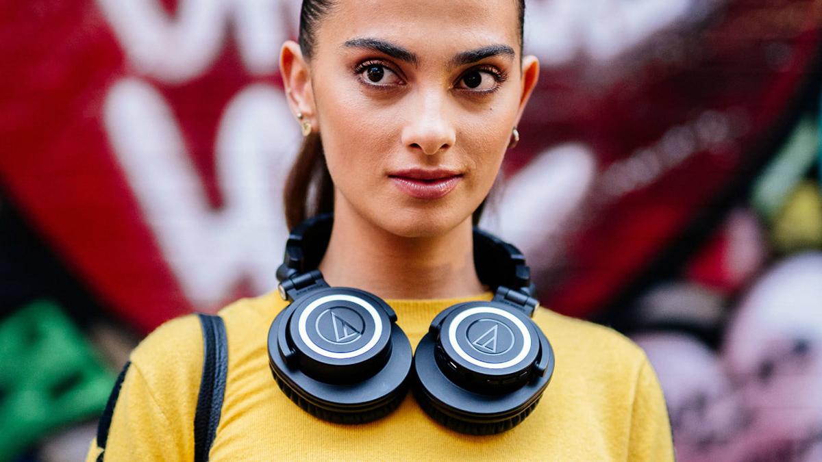 Audio-Technica представляет новую модель наушников M50xBT