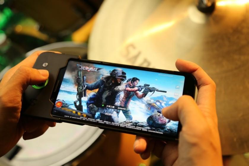 Чем игровые Android-смартфоны отличаются отобычных?
