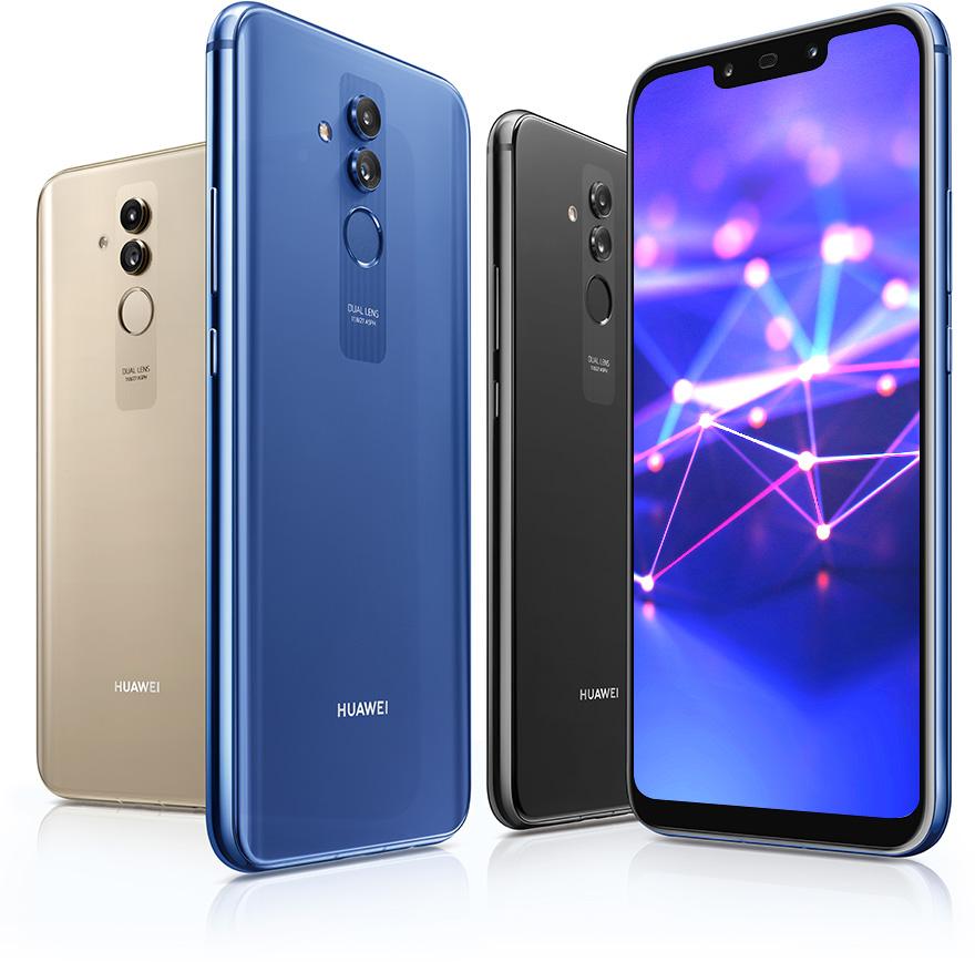 Huawei Mate 20 назвали самым долгоработающим отаккумулятора флагманом
