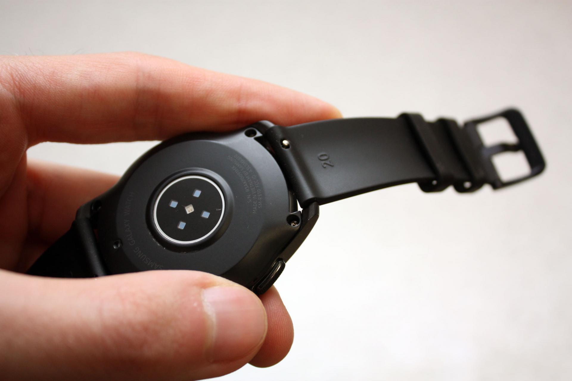 Обзор умных часов SamsungGalaxy Watch