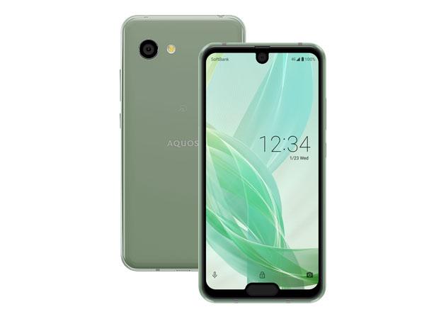 Один изсамых странных смартфонов 2018 года — Sharp Aquos R2 Compact