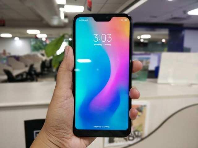 Первый смартфон сдругим названием отXiaomi