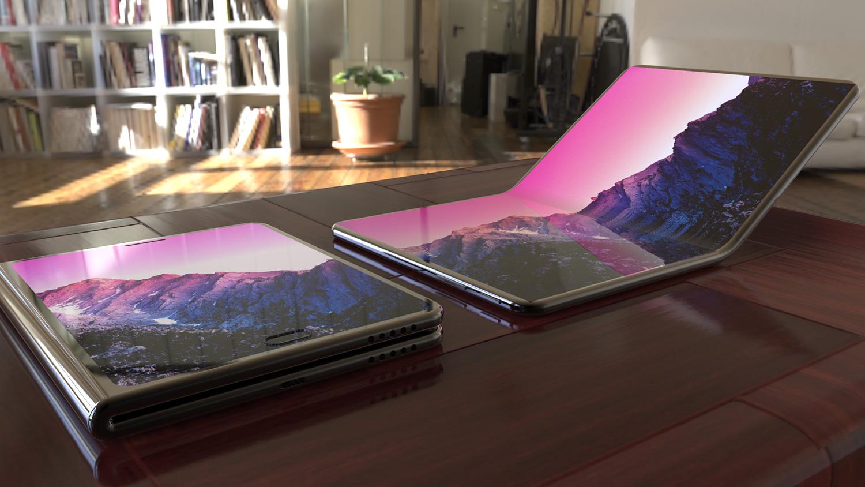 Samsung запатентовала дизайн сгибаемого смартфона. Нопервой уже небудет