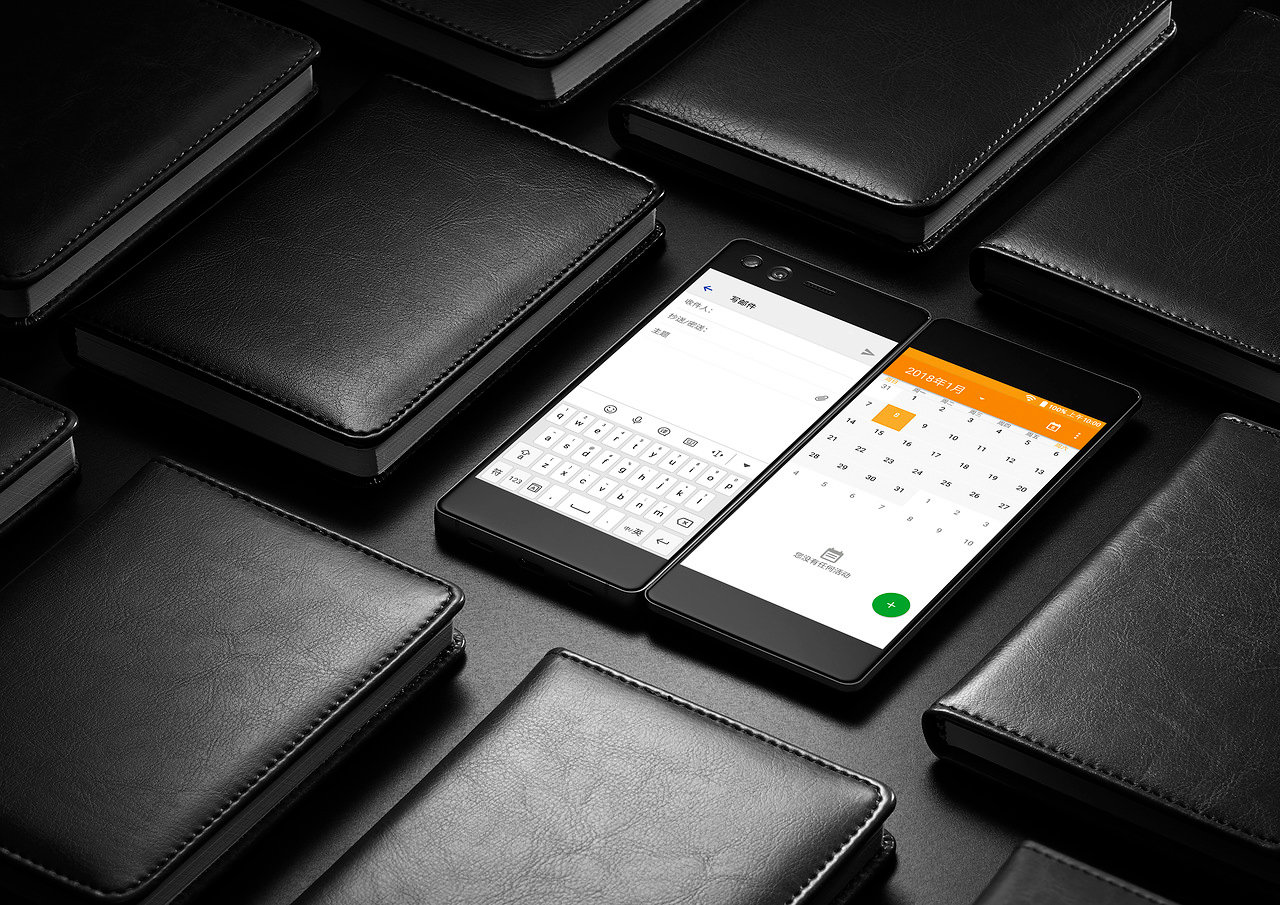 Складной смартфон ZTE Axon Mуже вРоссии