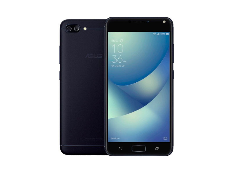 Asus Zenfone 4 Max обнвился до Android Oreo