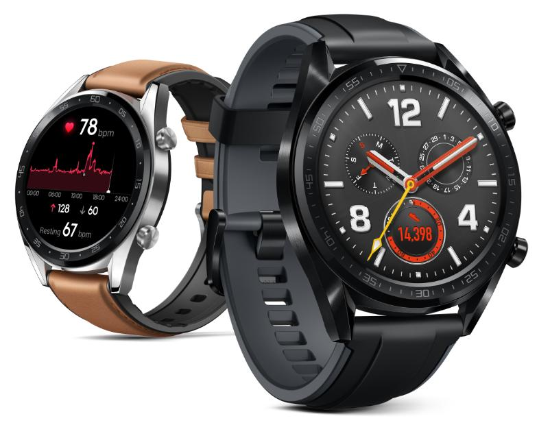 Huawei Watch GT— для тех кто любит умные часы