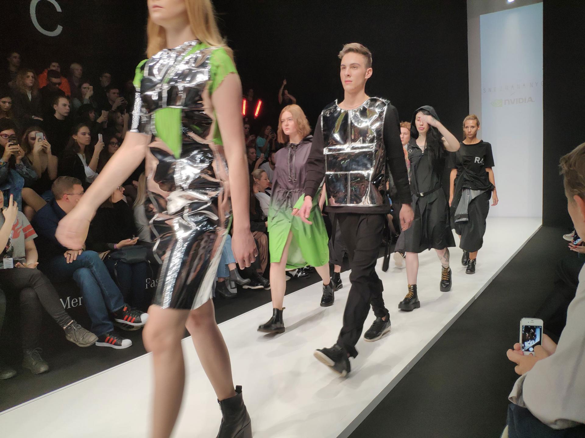 NVIDIA вдохновляет дизайнеров насоздание одежды для геймеров