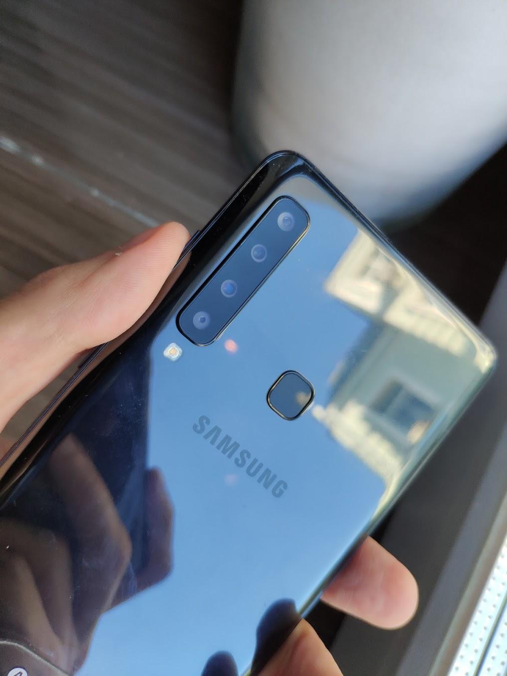 Samsung Galaxy A9 получил 4-сенсорную основную камеру? Онлучше Galaxy S9
