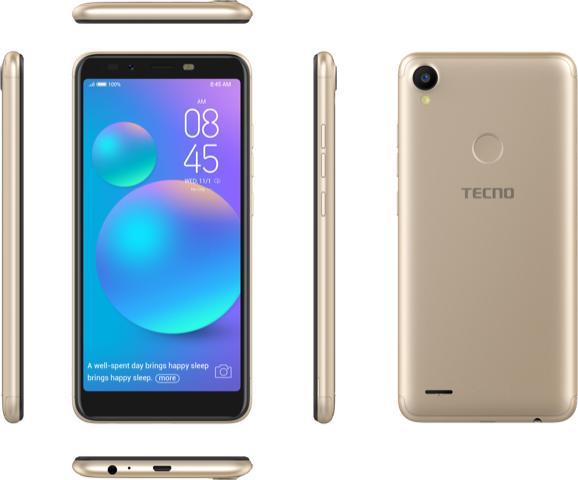 Смартфон-бюджетник до7000 рублей — Tecno POP 1S Pro