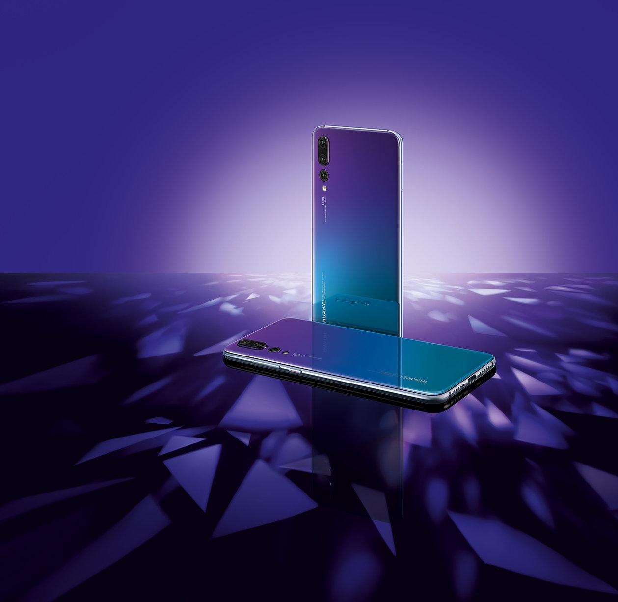 10 миллионов смартфонов Huawei P20 иP20 Pro продано за5 месяцев