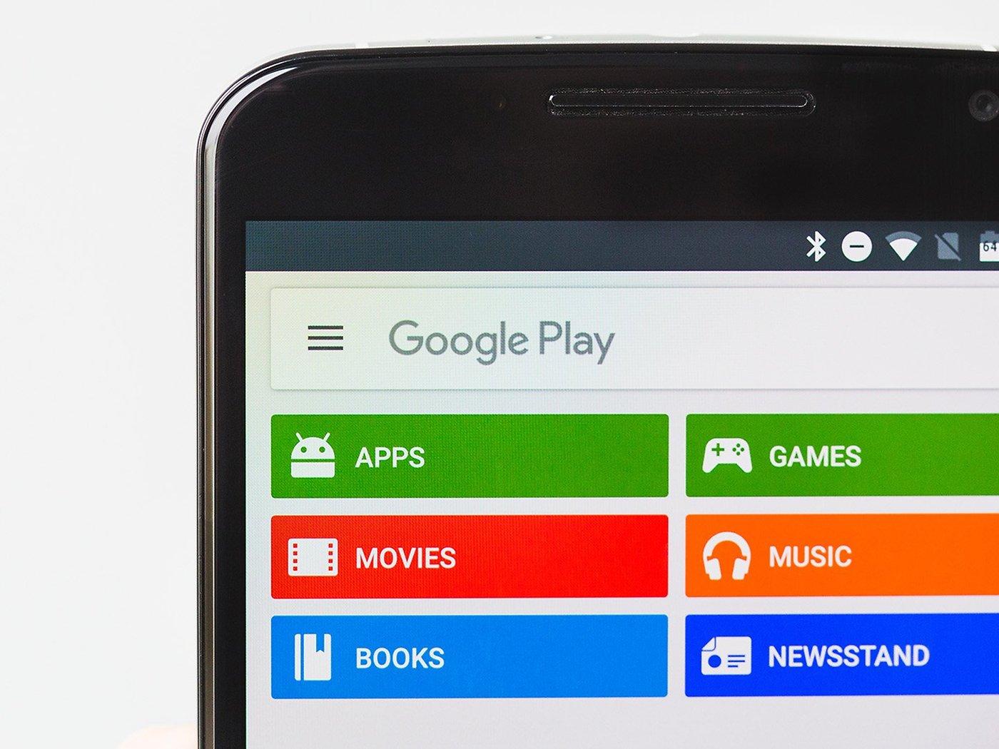 Google Play Store версии 11.9.12ужестал доступен