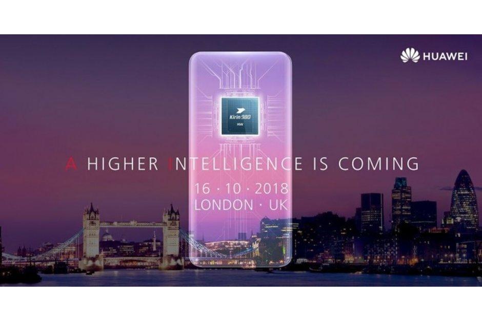 Huawei Mate 20 засветился нафото испереди исзади
