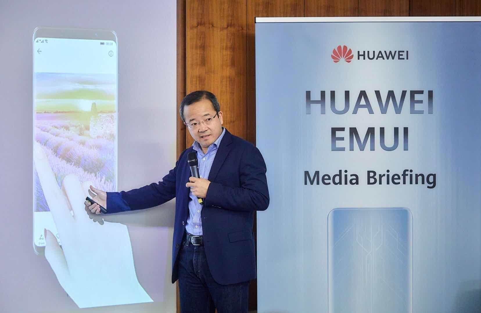 Huawei выпустила EMUI 9.0 для смартфонов. Покабета.Что нового воболочке?