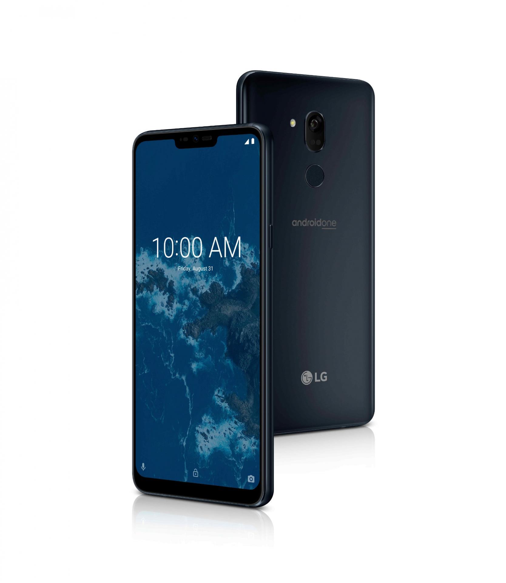 LGзапустила G7 One наAndroid One