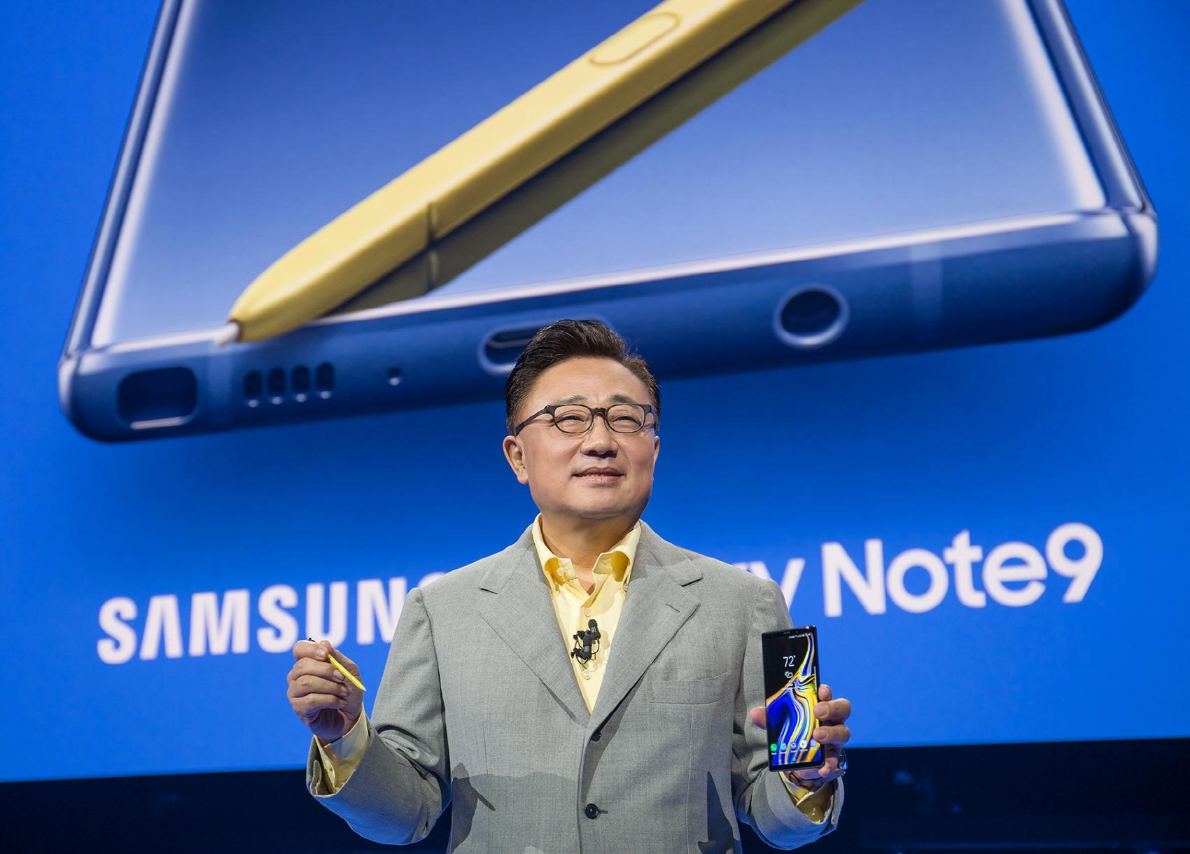 Скидка 30% нафлагманы Samsung иначало продаж Galaxy Note 9