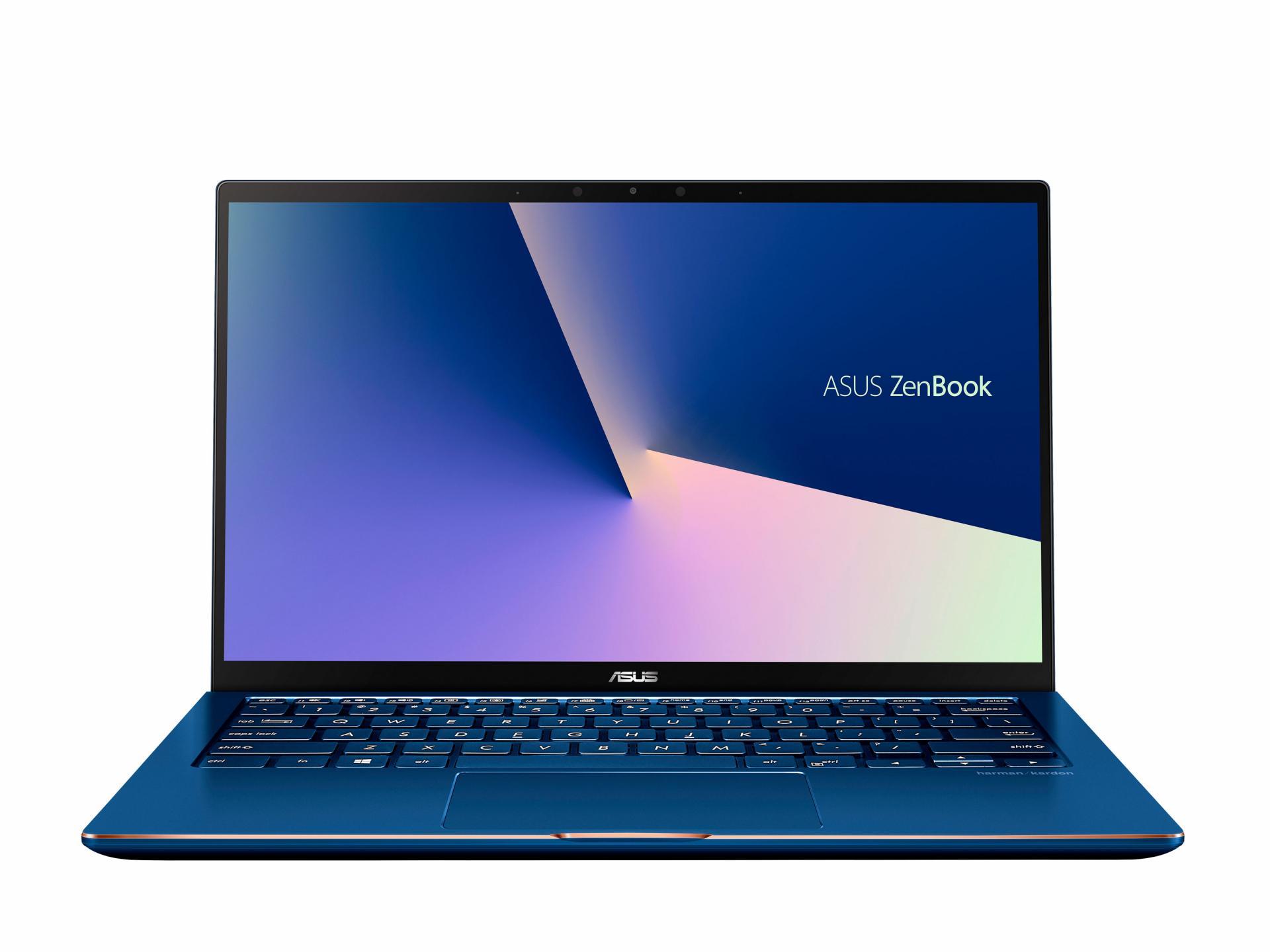 Свежие ноутбуки AsusZenBook Flip 13 и15 можно гнуть вовсе стороны