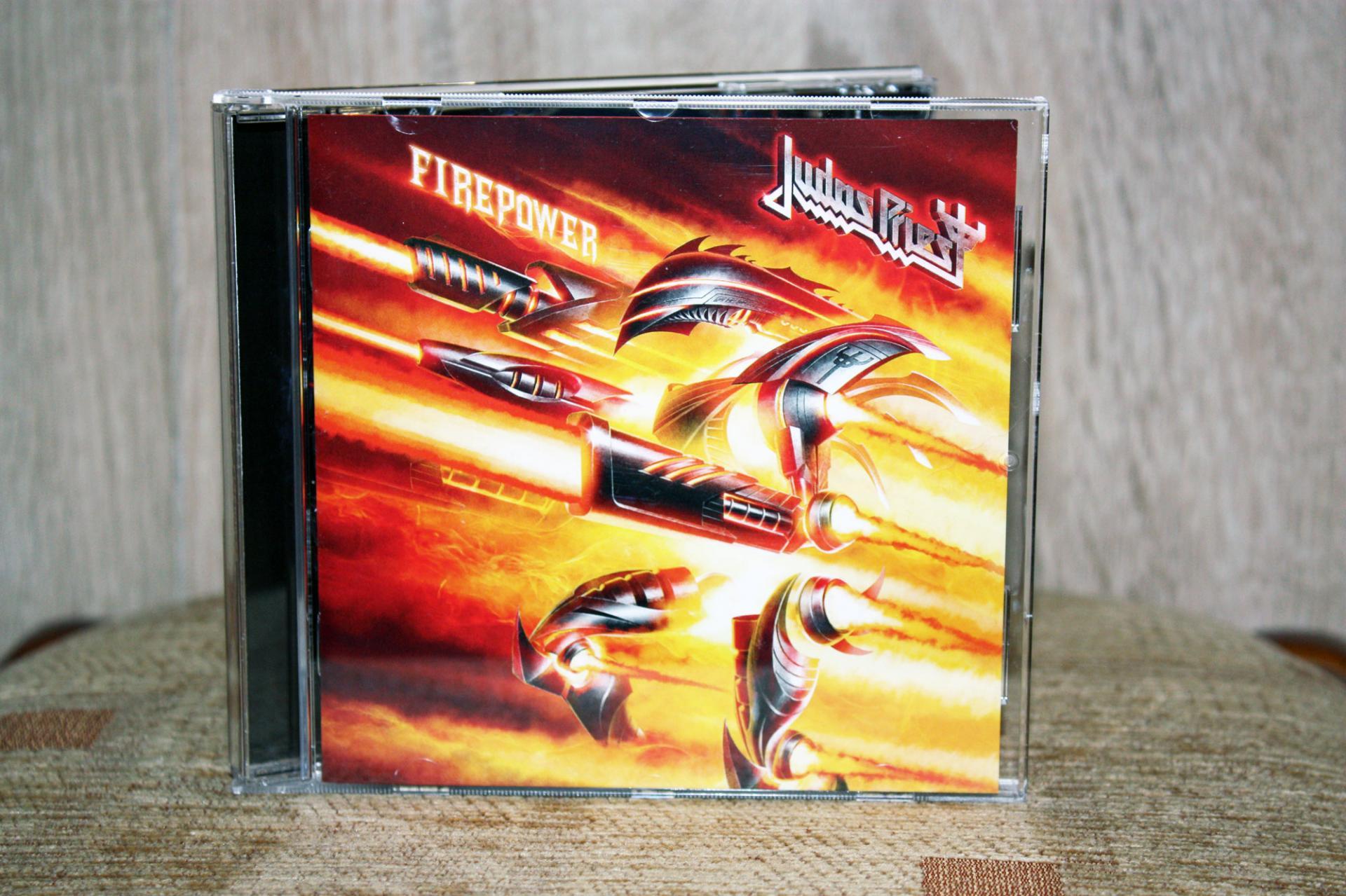 Впечатления одиске Judas Priest —