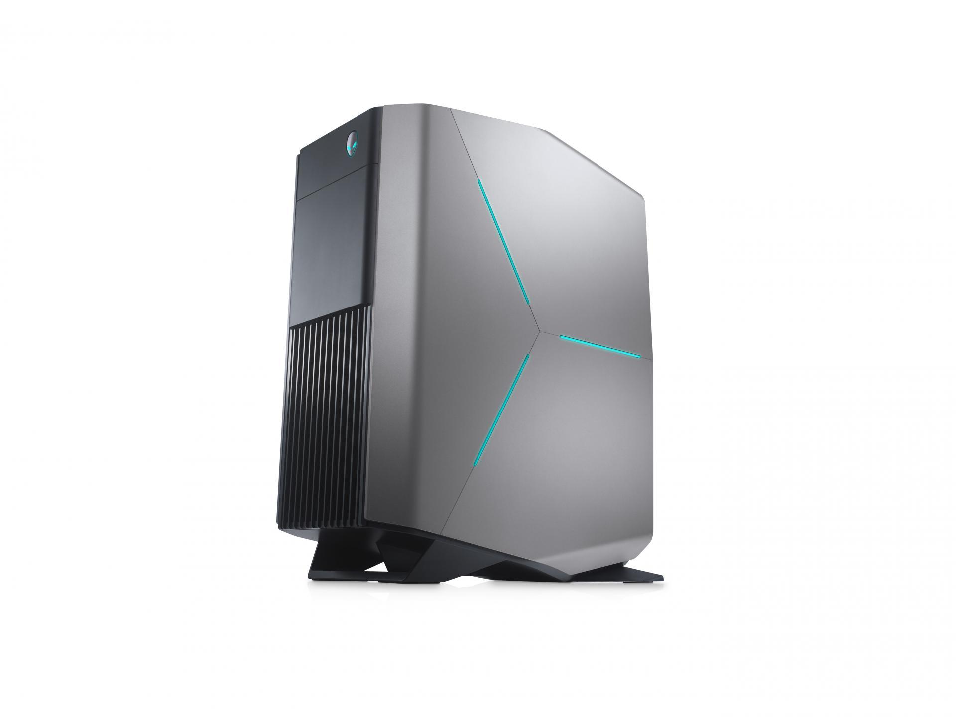Dell запускает впродажу обновлённые Alienware иGSeries