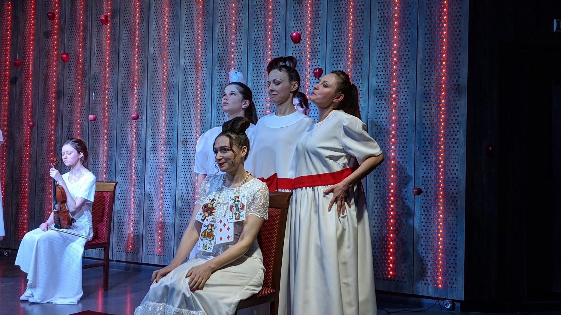 Гоголь настероидах: Женитьба или совершенно невероятное событие