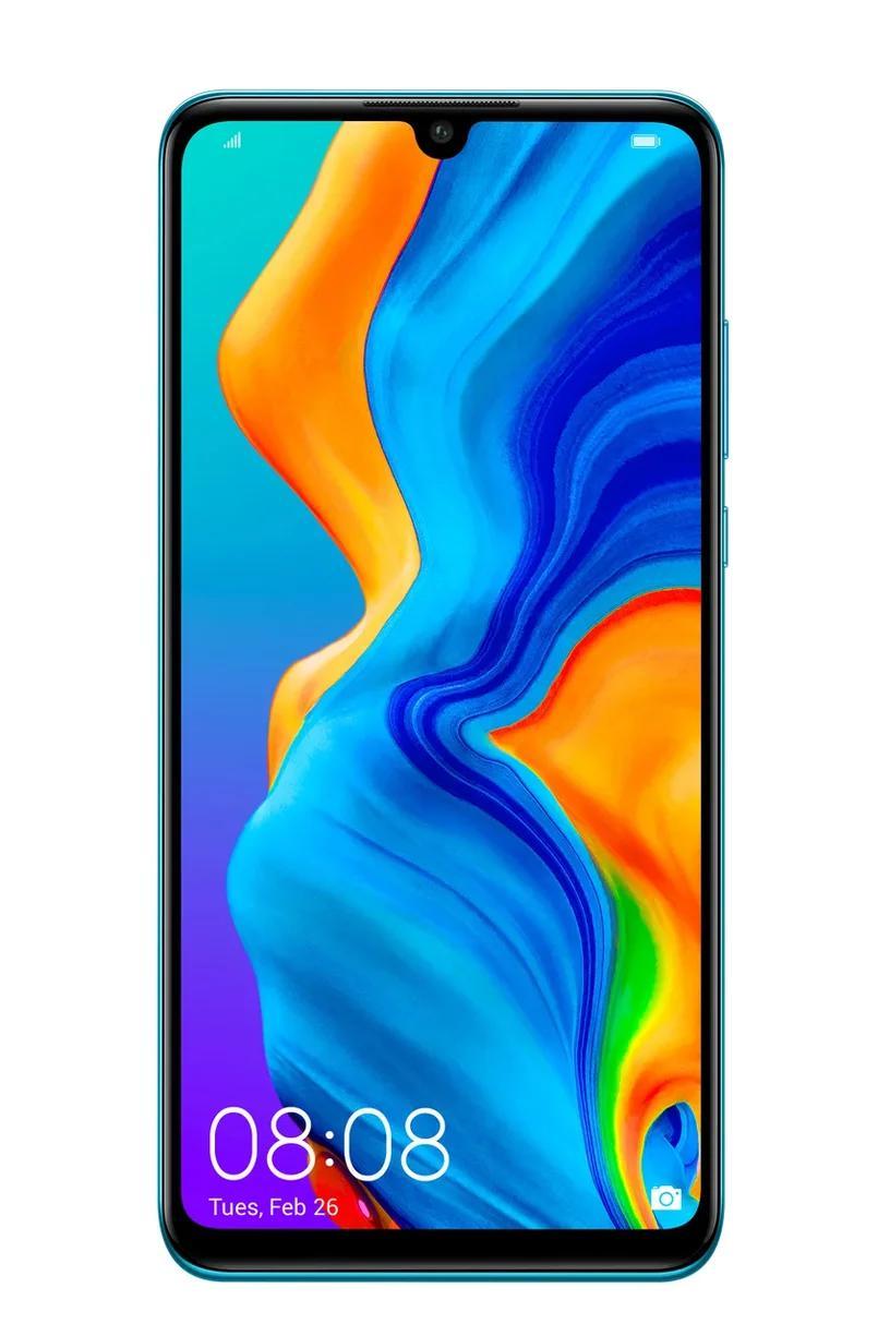 Huawei P30 Lite оценили вРоссии в21990 рублей