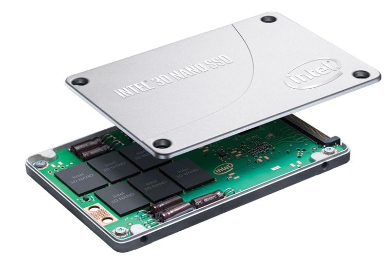 Какие SSD изачем выпускает Intel?
