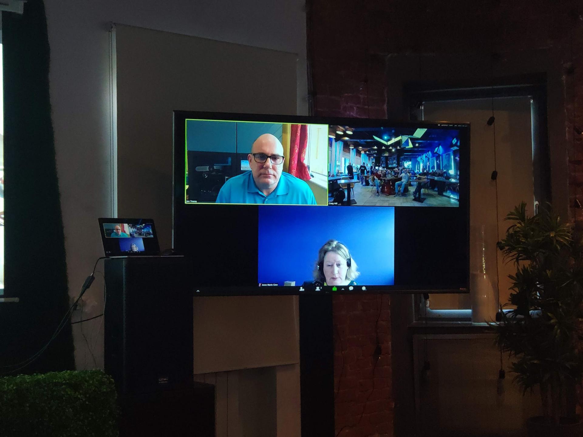 Logitech представила комплект Rally для обеспечения видеоконференций