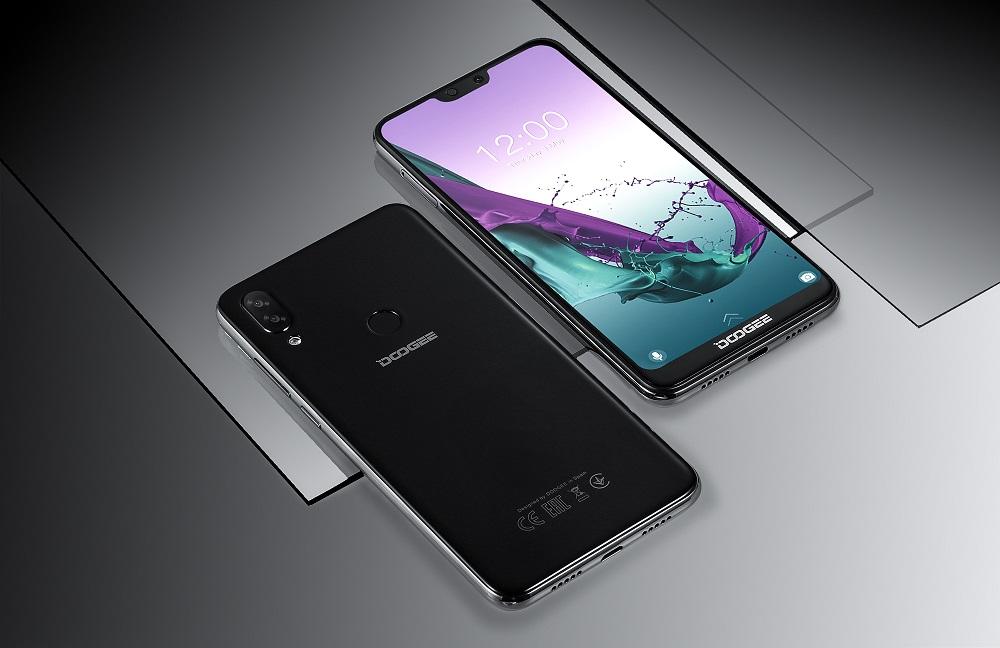 Неплохой смартфон DOOGEE N10 предлагают приобрести за90 долларов