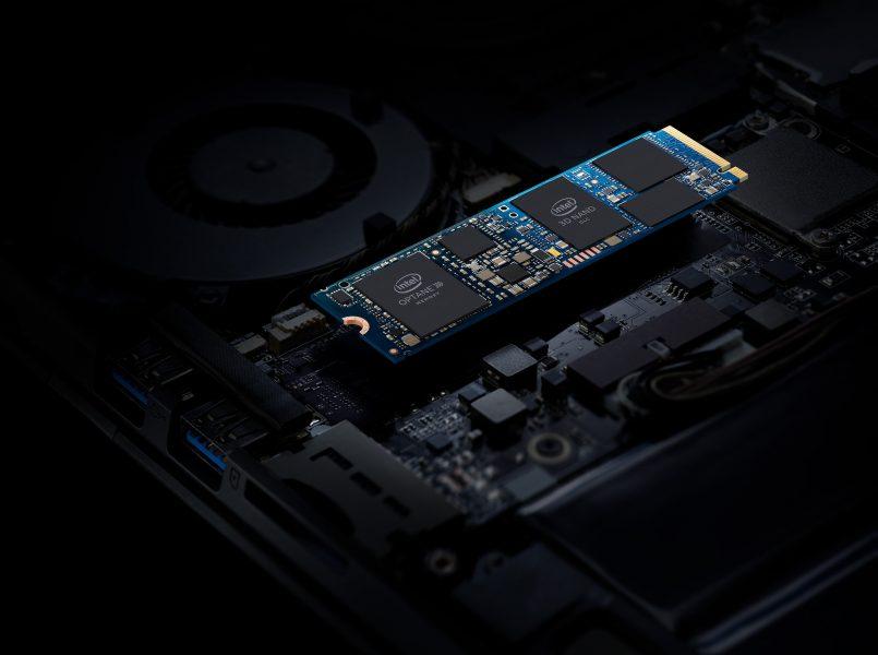 Новый гибридный накопитель Intel Optane H10 обещает внушительную скорость работы
