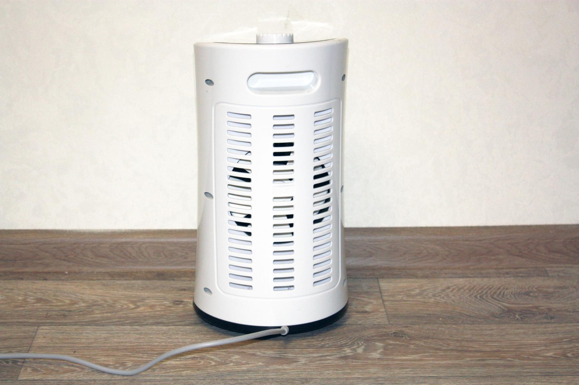 Онреально хорошо греет – обзор тепловентилятора Ballu BFHF-3715M для дома