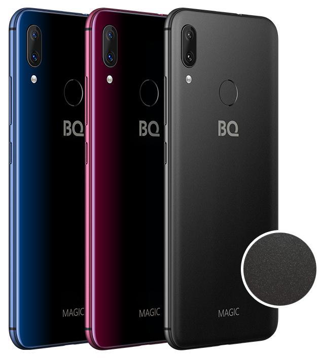 Смартфон BQ-6040L Magic сискусственным интеллектом отРоссийского бренда