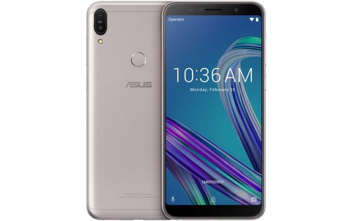 Смартфоны Asus Zenfone Max M1 иM2 начали получать обновления доAndroid Pie