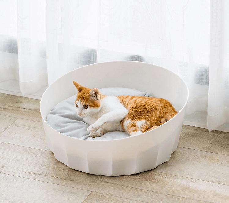 Xiaomi любит котиков. Продаёт кровать для животных