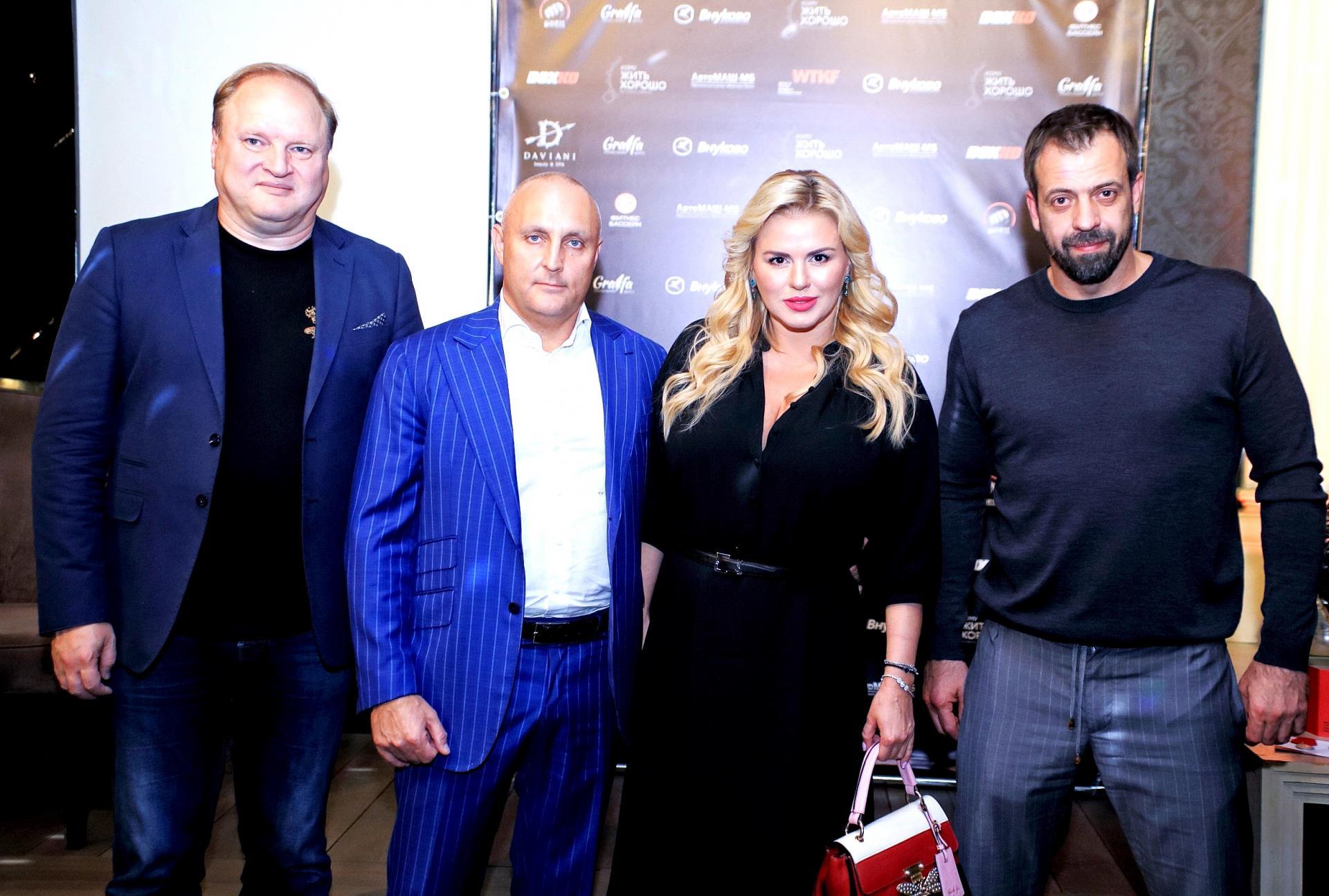 Анна Семенович войдет вжюри общероссийского конкурса красоты исилы Queen ofthe fight-2019