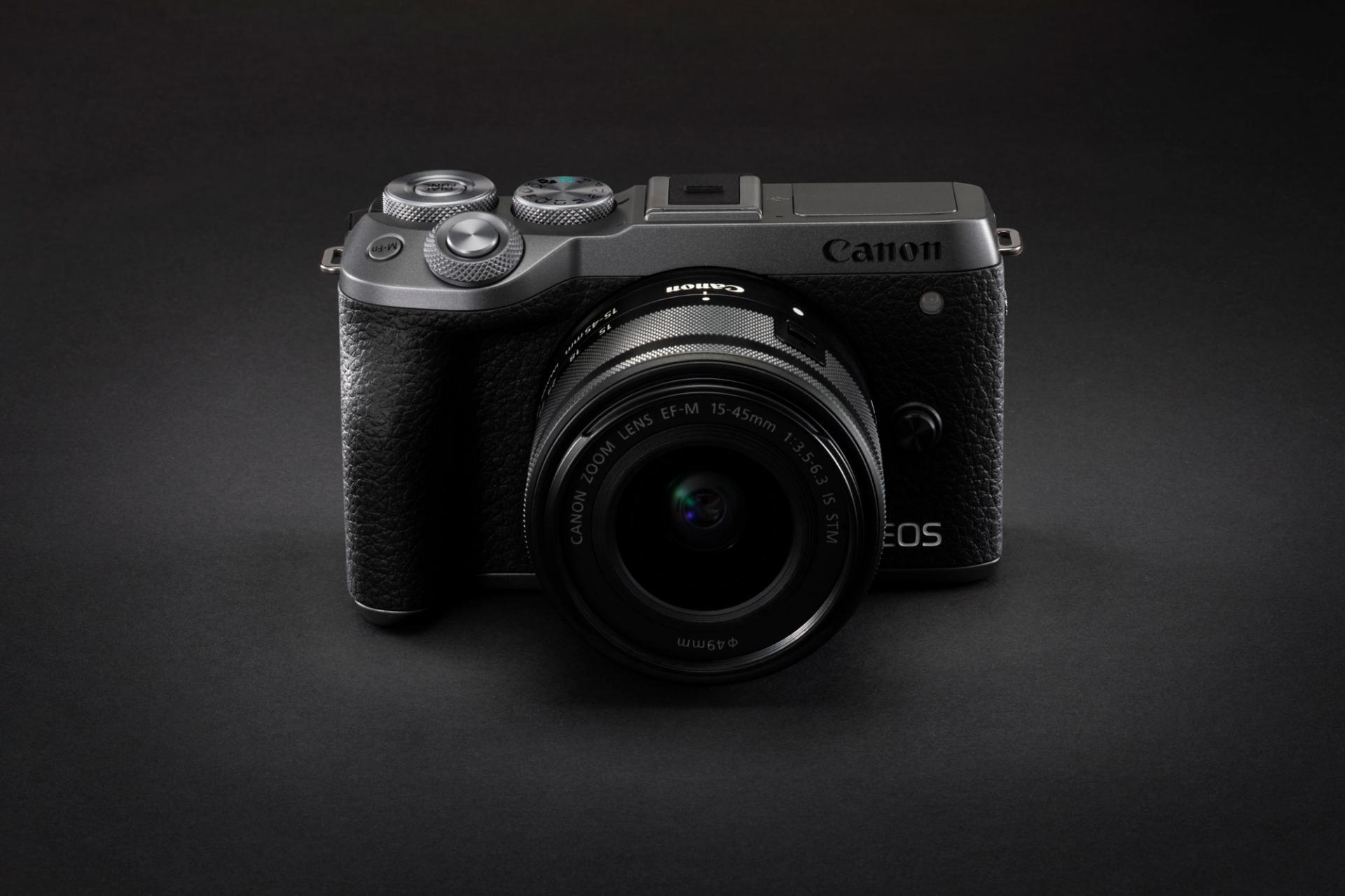 Canon EOS 90D иCanon EOS M6 Mark IIофициально анонсированы