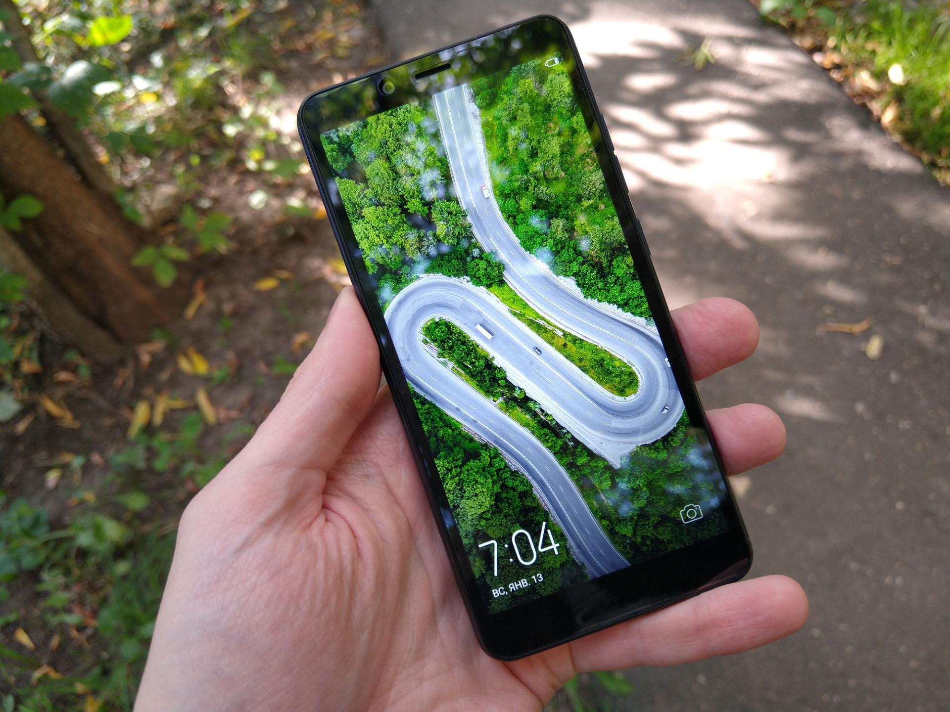 Обзор очень недорогогосмартфона TECNO Pop 2S