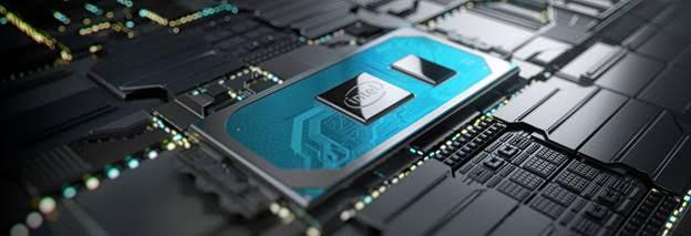 Процессоры Intel 10 поколения пришли для ноутбуков