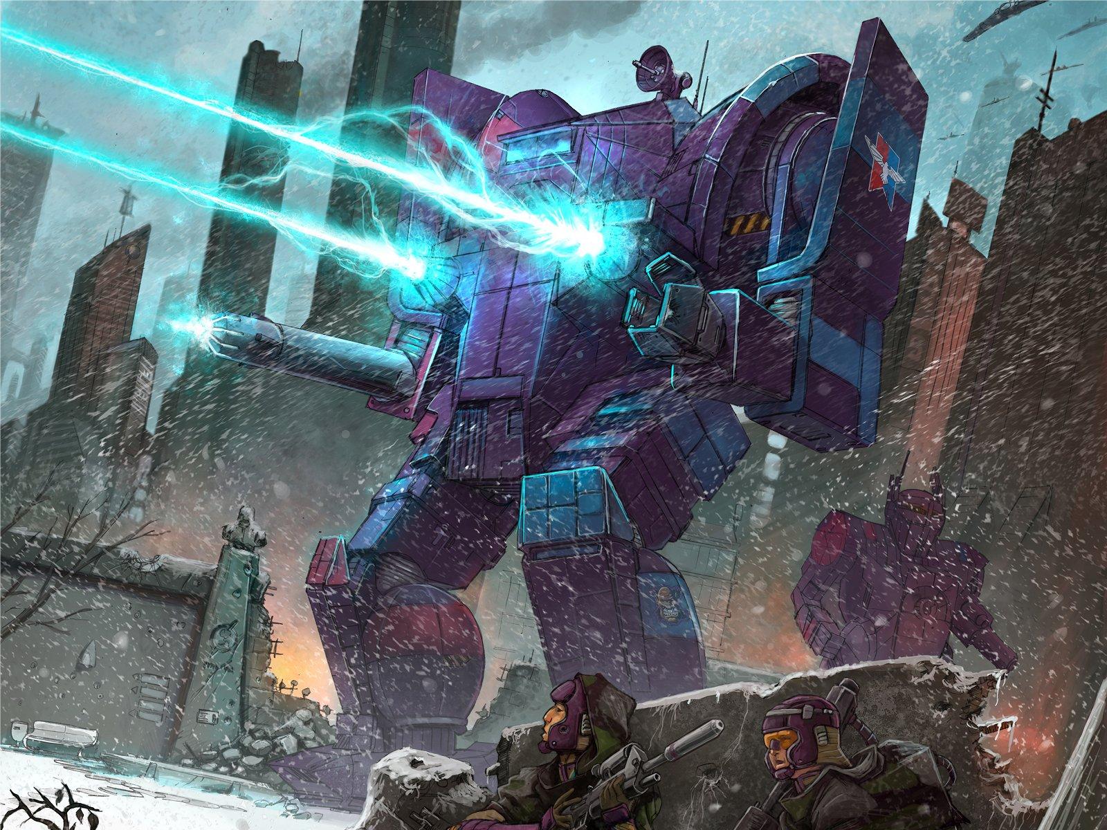 Вселенная BattleTech или когда война запрестол диктует свои правила игры
