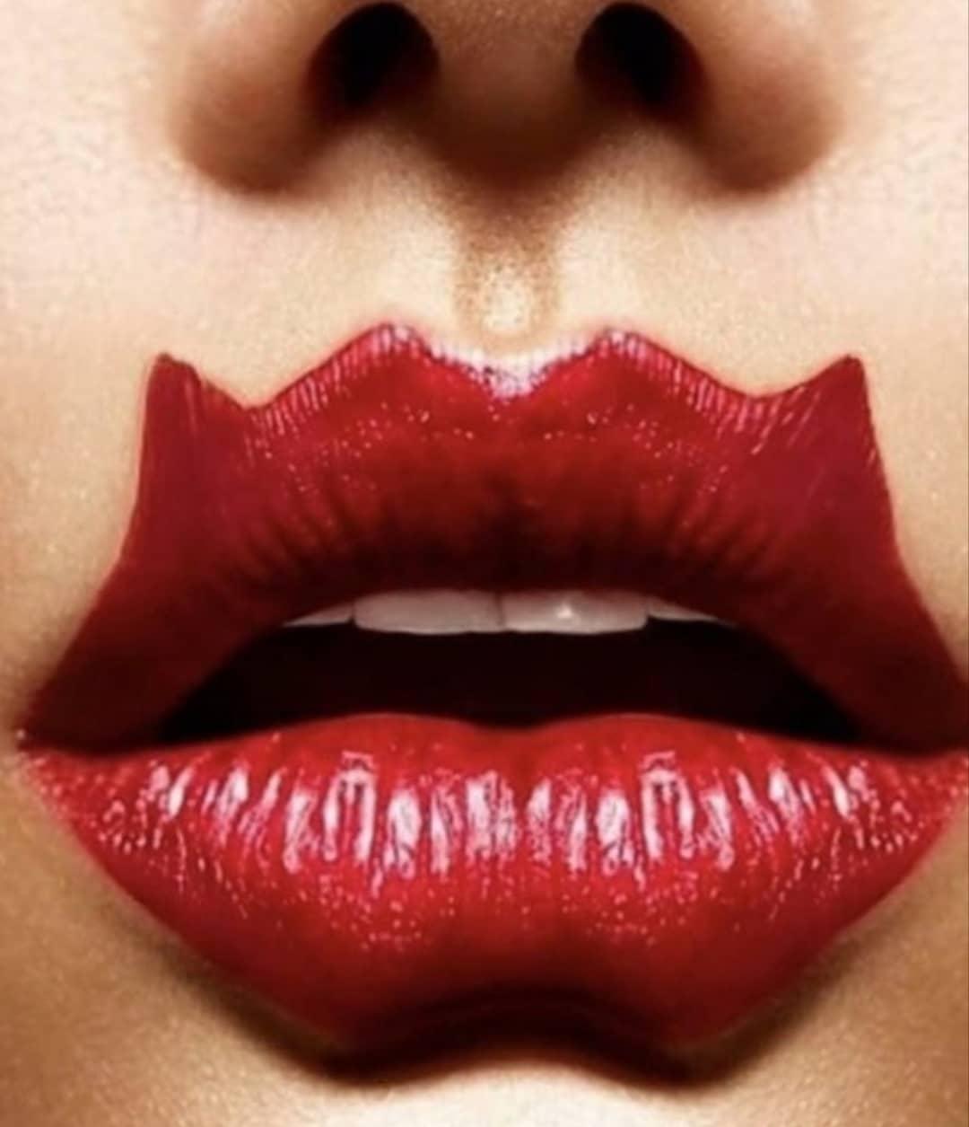 Губы дьявола: что зановая мода удевушек?