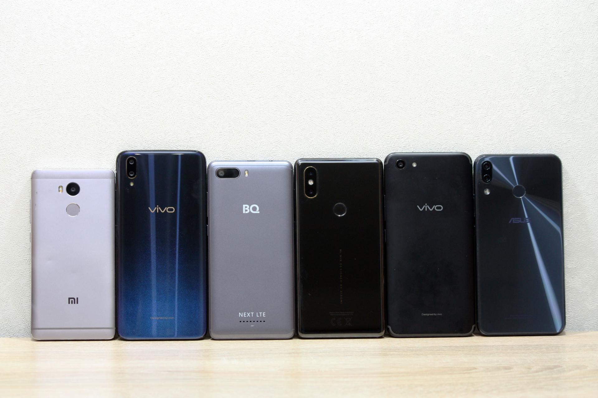 Лучшие смартфоны 48 недели года. Какие они?