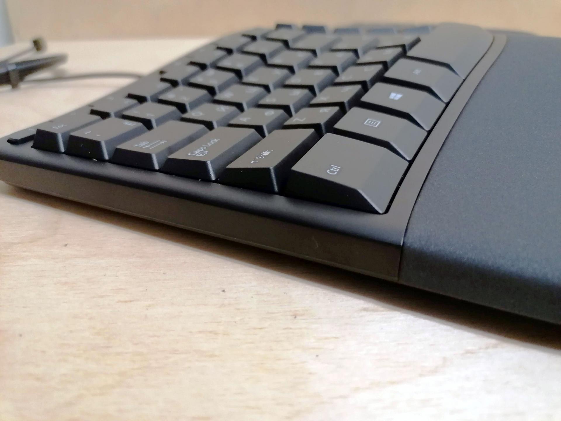 Обзор эргономичной клавиатуры Microsoft Kili Keyboard LXN-00011