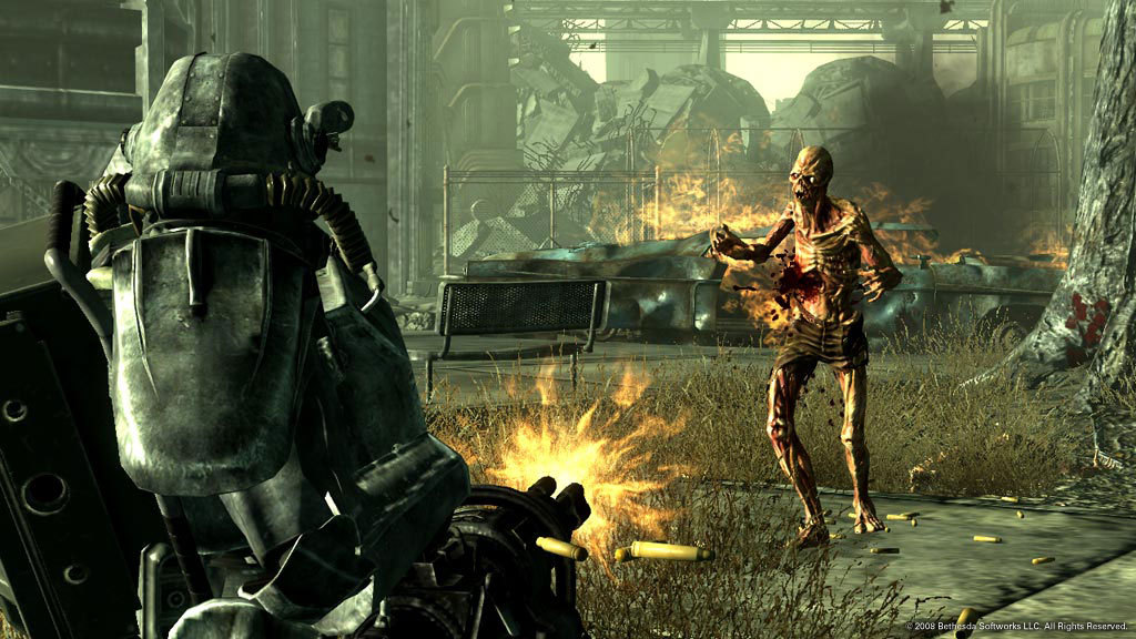 Топ-5 самых атмосферных ииногдастрашныхкомпьютерных игр