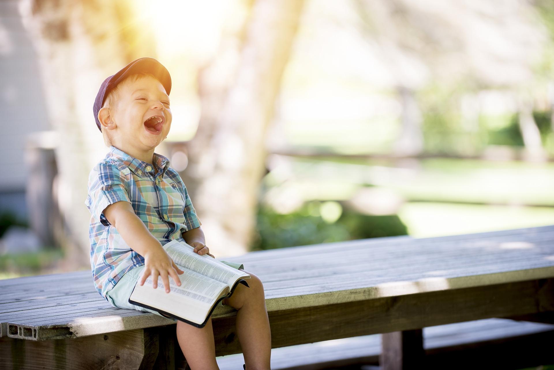 Активный ребенок: как развить усидчивость