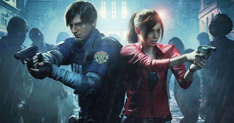 Крис Редфилд иАда Вонг — выбор новогоигрового персонажа вмодах Resident Evil 2 Remake