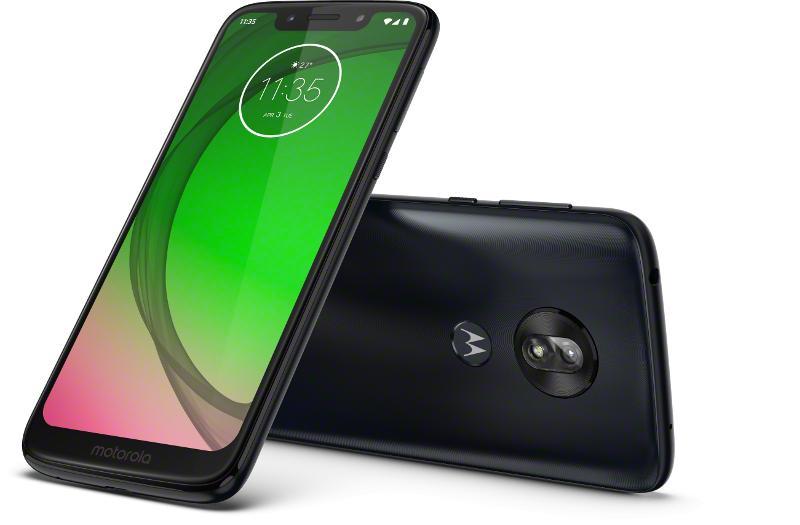 Moto G7, Moto G7 Plus, Moto G7 Power иMoto G7 play представлены официально